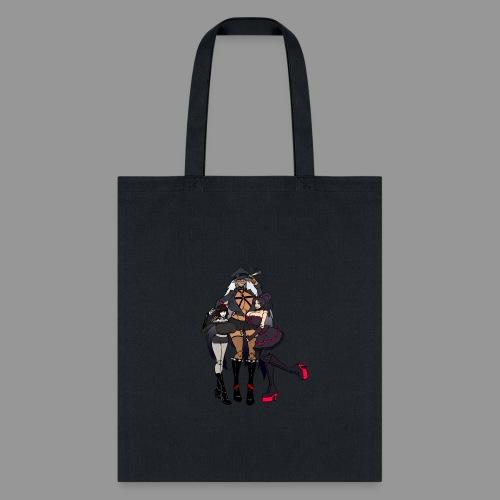 Goth Dolls - Tote Bag
