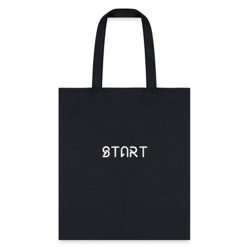 Start - Tote Bag