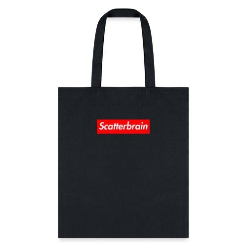 scatterbrain logo - Tote Bag