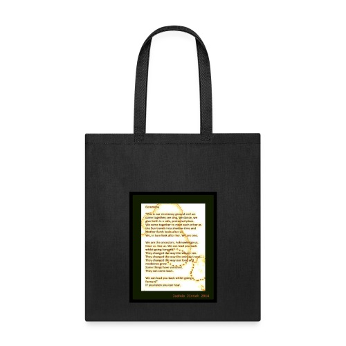ceremonyz png - Tote Bag
