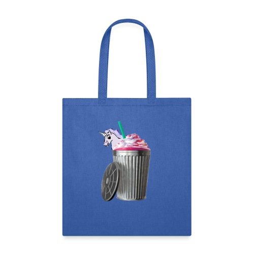 trash brigade unicorn - Tote Bag