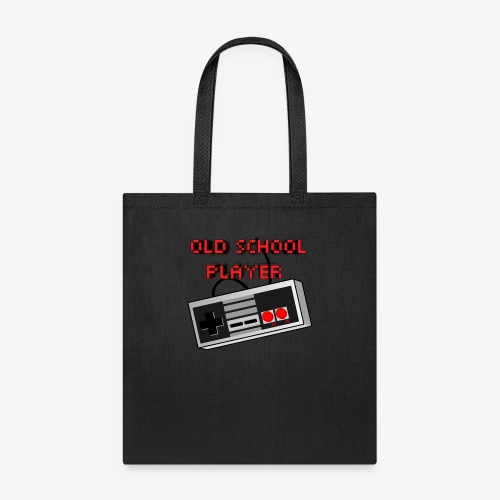 Old School Player - Tote Bag