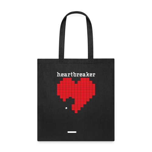 Heartbreaker Valentine's Day Game Valentine Heart - Tote Bag