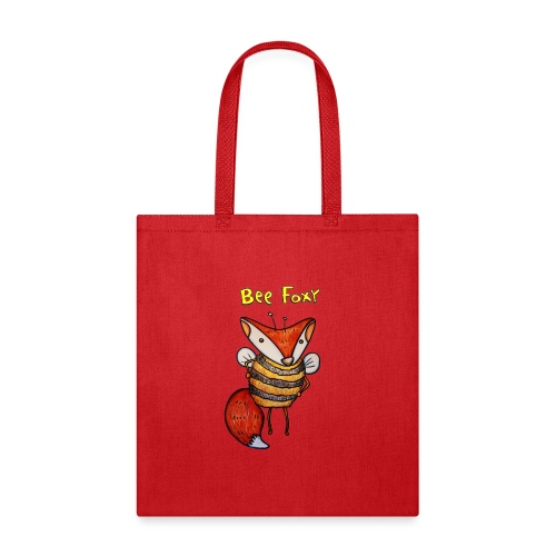 beefoxytoby - Tote Bag