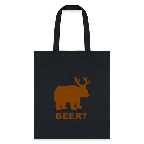 Macs Bear - Tote Bag