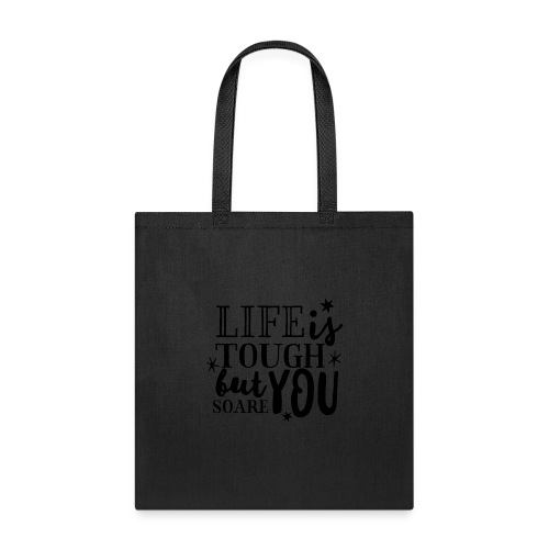 life is tough - Tote Bag