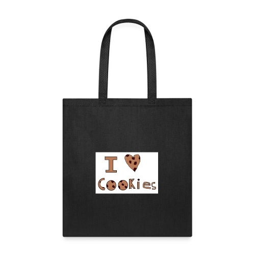 I Love Cookies - Tote Bag