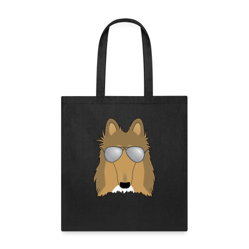 Cool Collie - Tote Bag