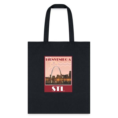 Bienvenido STL Skyline - Tote Bag