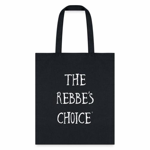 Rebbes Choice Apparel WHT - Tote Bag