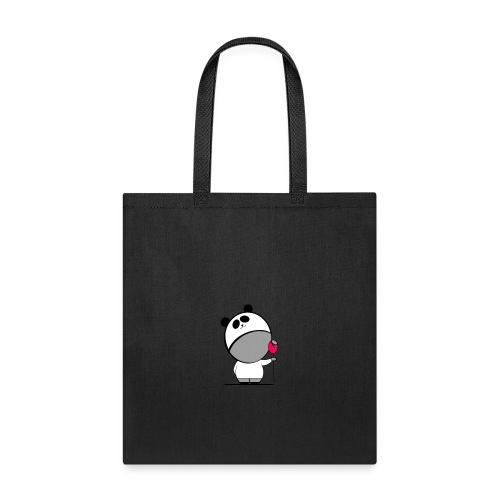 Sweet Baby Boy Panda - Tote Bag