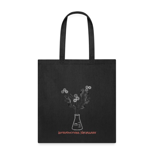 IN Logo Fixed - Tote Bag