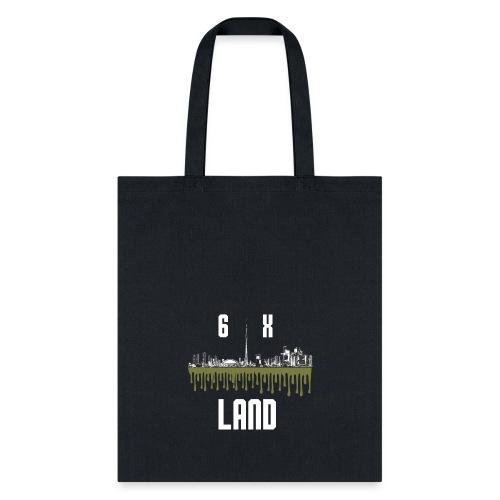 6ixland Logo - Tote Bag