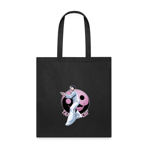 Tai Chi Nancy Hellman inspired design - Tote Bag