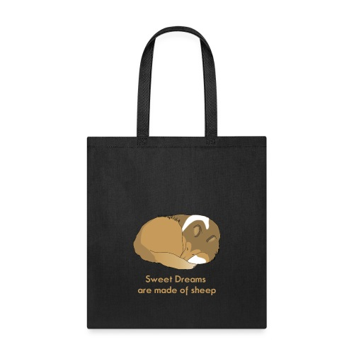 Sleeping Holly sweet dr - Tote Bag