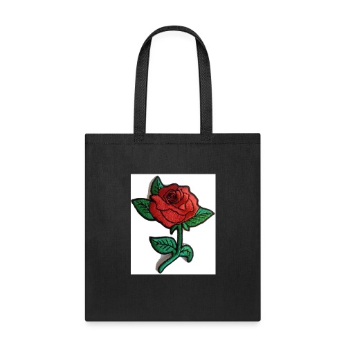 t-shirt roses clothing🌷 - Tote Bag