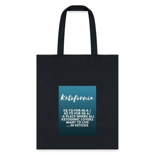 Ketofornia - Tote Bag