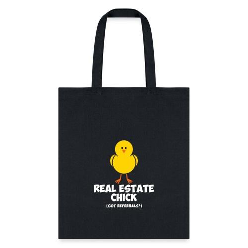 Real Estate Chick - Tote Bag