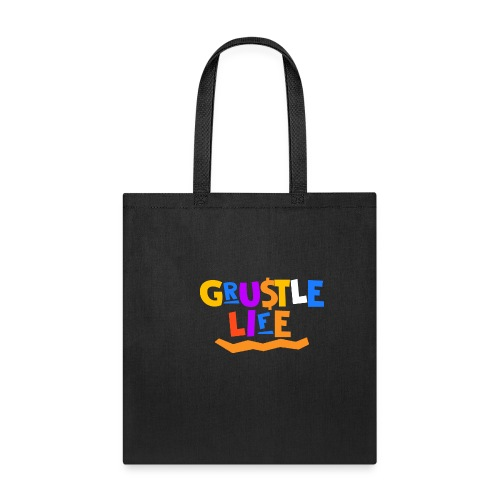 GRUSTLE LIFE MY BROTHER AND ME - Tote Bag