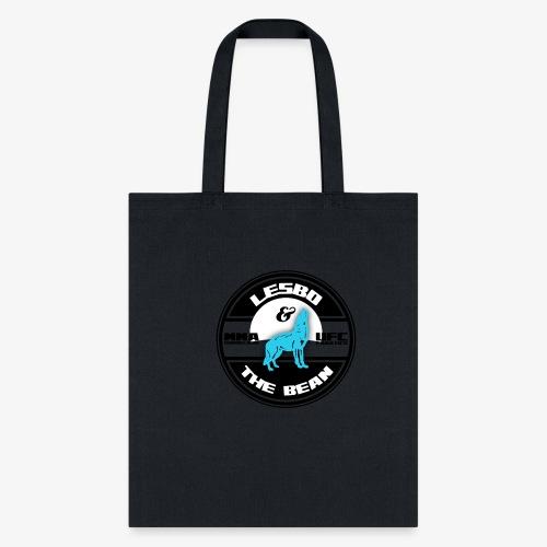 Lesbo and The Bean Logo - Tote Bag