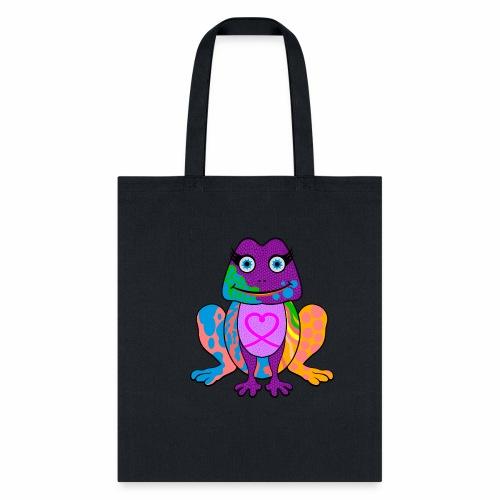 I heart froggy - Tote Bag