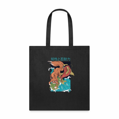 Resistance and endurance - Tote Bag