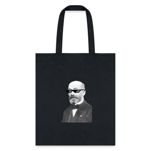 Zamenhof Shades (BW) - Tote Bag
