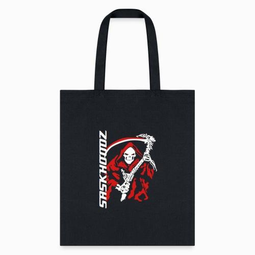 saskhoodz skullreaper - Tote Bag