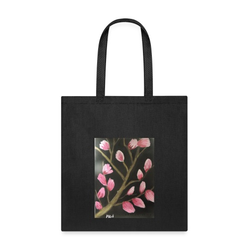 Magnolia Buds Early Spring - Tote Bag