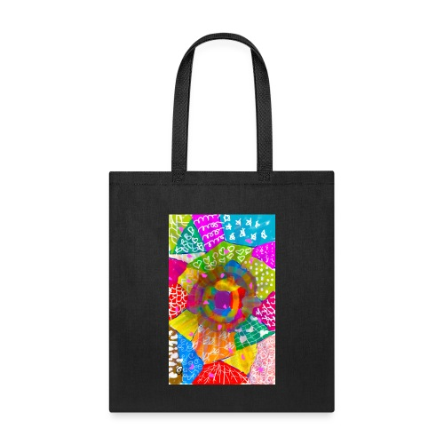 Patchwork - Tote Bag
