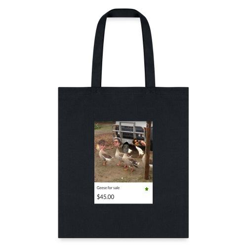 the___gaggle - Tote Bag