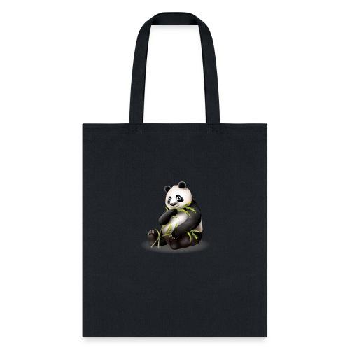 Hungry Panda - Tote Bag
