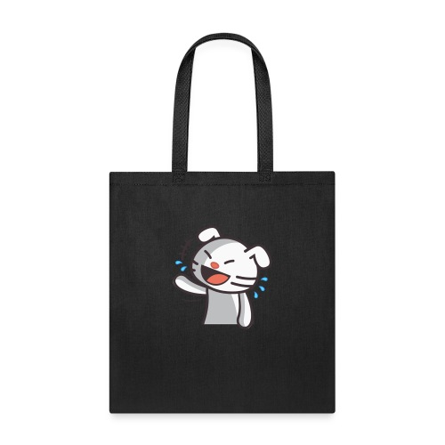 Laughing Cat - Tote Bag