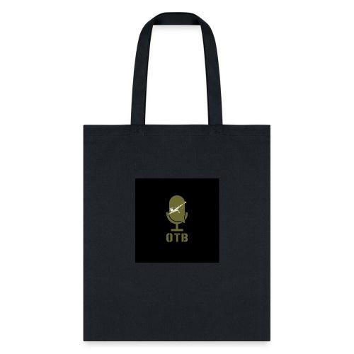 OTB Logo Left hand front - Tote Bag