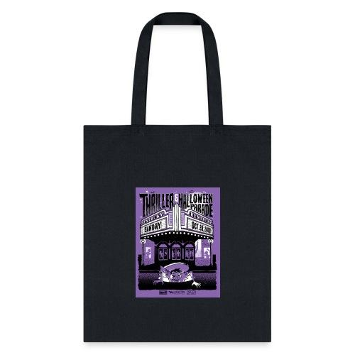Thriller 2018 Lexington Halloween Parade - Tote Bag