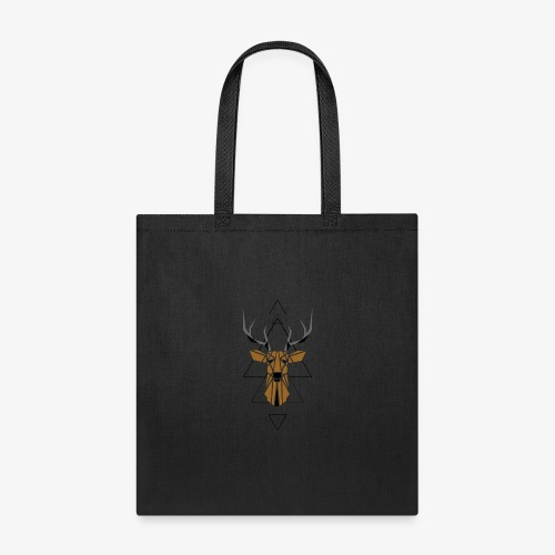 Deer Geometric - Tote Bag