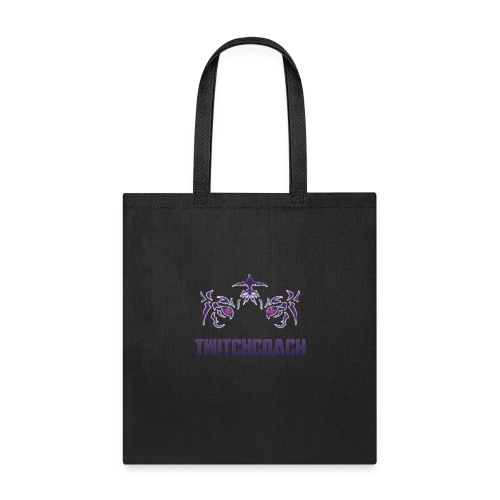 TwitchCoach Merch - Tote Bag