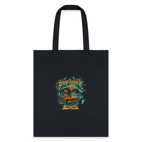Bookaholic - Tote Bag