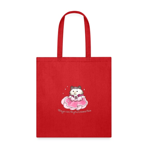 Boys can be Princesses Too! - Tote Bag