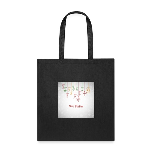 Merry Christmas Happy new year ! - Tote Bag