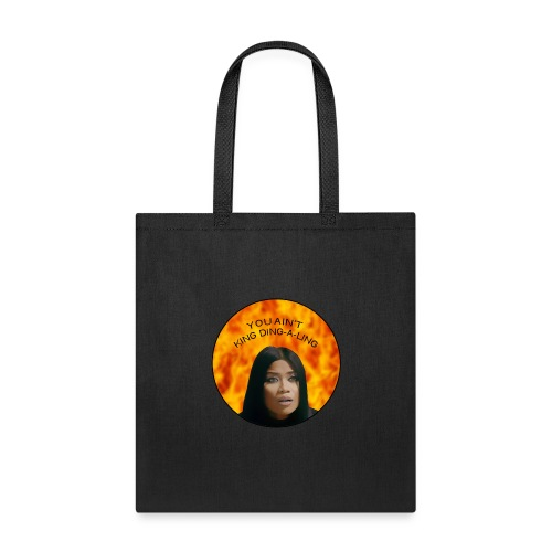 KING DING-A-LING - Tote Bag