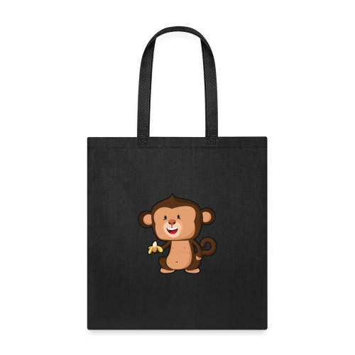 Baby Monkey - Tote Bag
