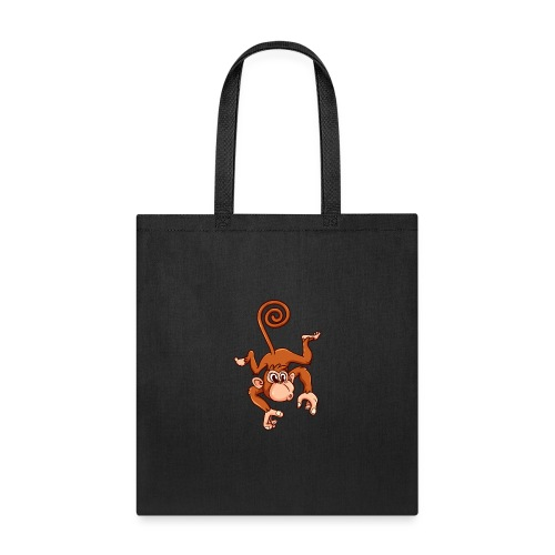 Cheeky Monkey - Tote Bag
