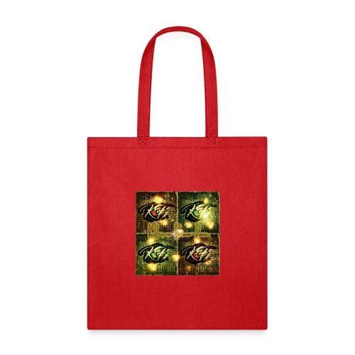 KFree Signature cosmic art - Tote Bag