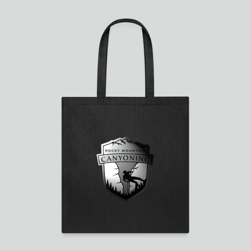 2TONE LOGO ONLY-on light front-1 sided - Tote Bag