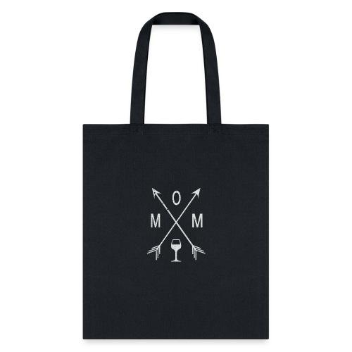 Mom Wine Time - Tote Bag