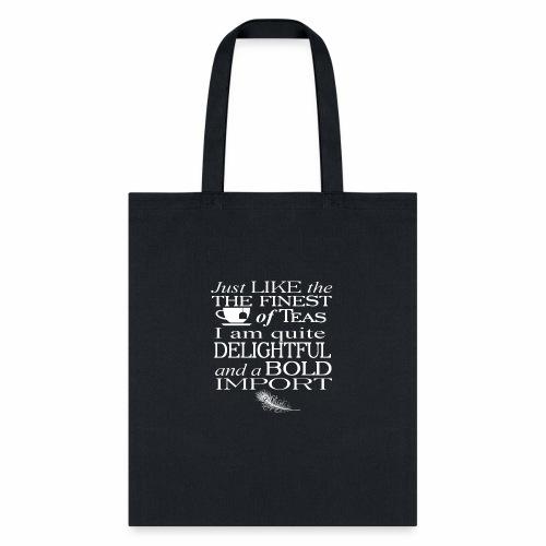 Bold Import - Tote Bag