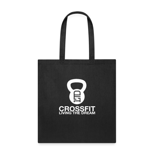 CROSSFIT OG LOGO - WHITE - Tote Bag