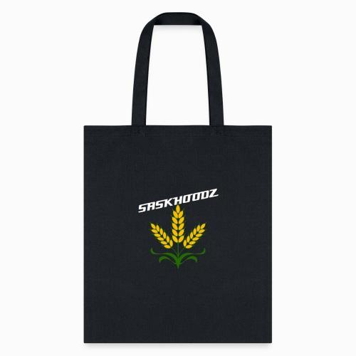 saskhoodz wheat - Tote Bag