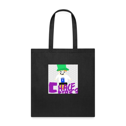 ChaceBros3 Tee - Tote Bag